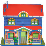 Caillou's House